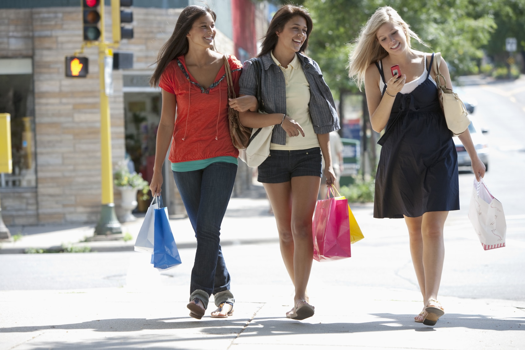 Younger Shoppers Want Stores