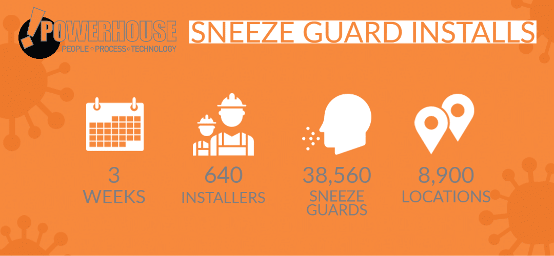 Sneeze Guard Install Specialists 1