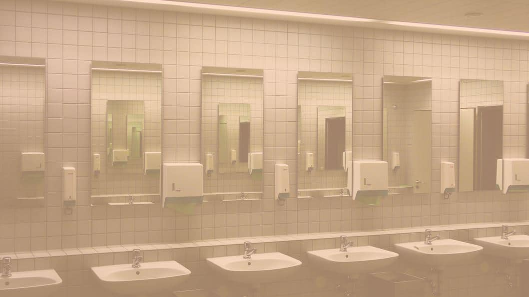 Rethinking Public Restroom Design in the Age of COVID-19